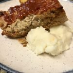 Not Your Mama's Turkey Meatloaf