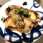 Blackberry Basil Chicken