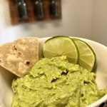 Best Guacamole and Baked Tortilla Chips