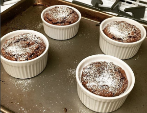 Molten Lava Cakes