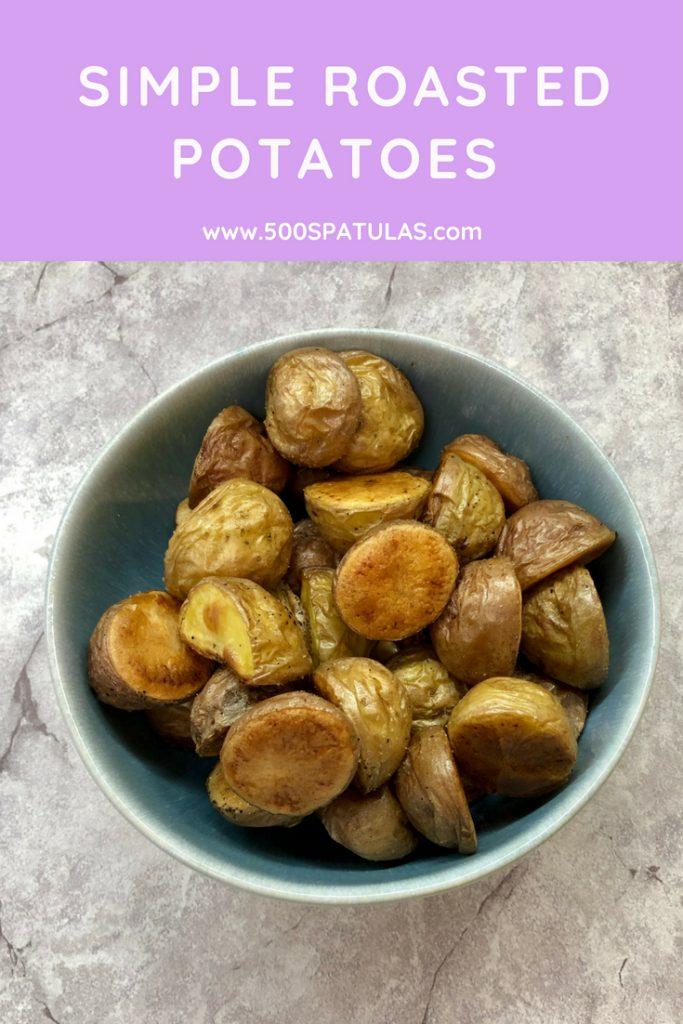 Simple Roasted Potatoes
