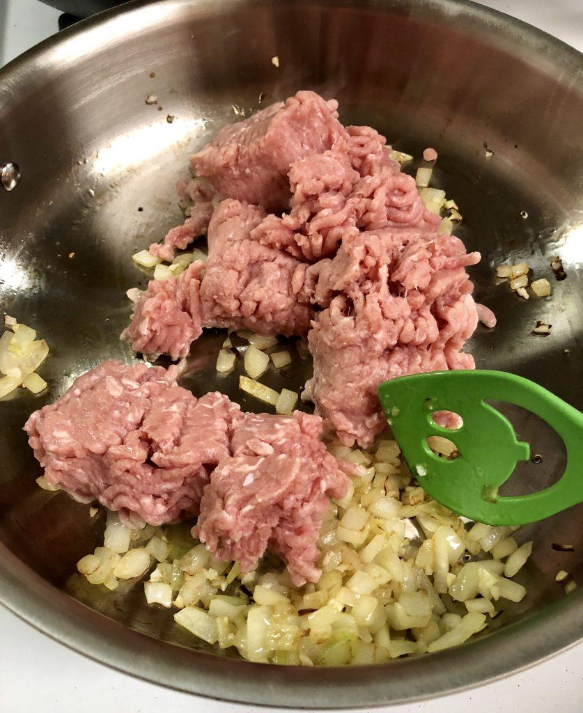 Weeknight Meat Sauce