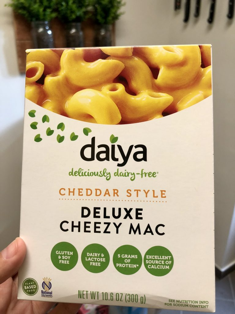 Daiya Deluxe Cheezy Mac