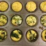 No Stress Breakfast Egg Muffins