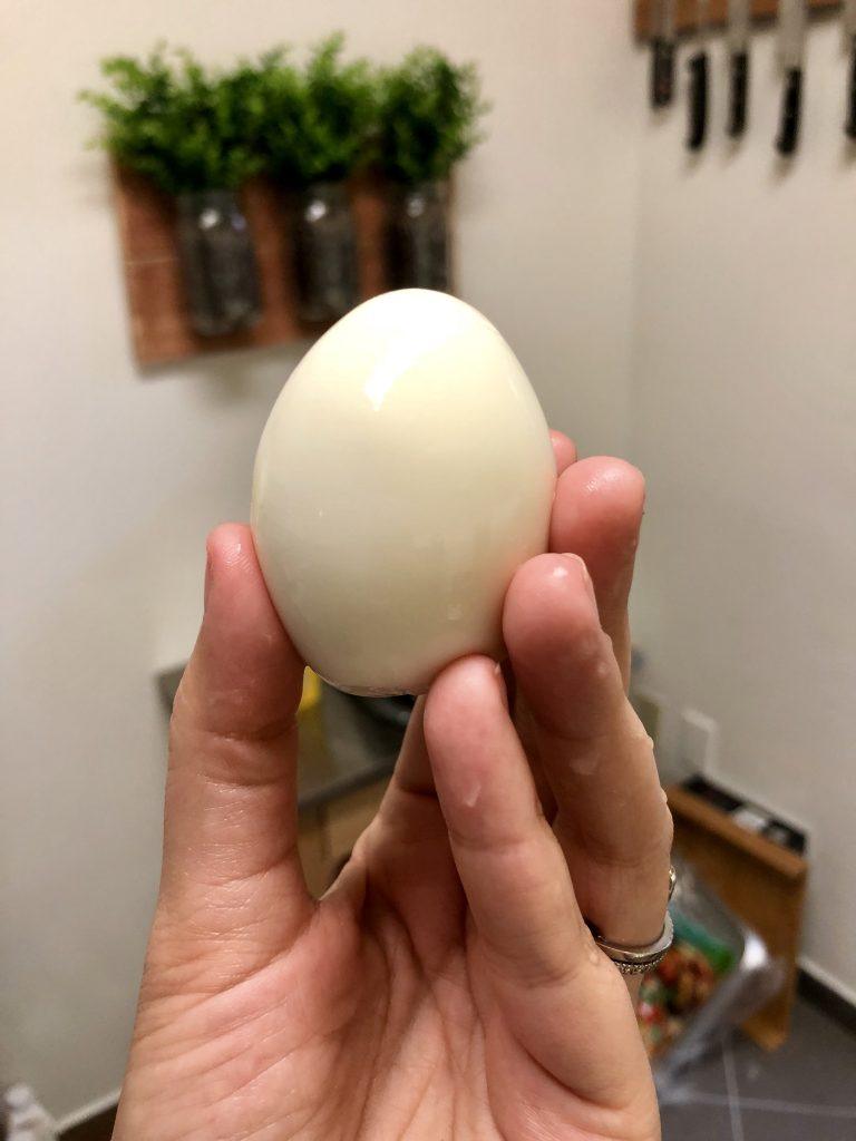 How to Bake Hard Boiled Eggs in the Oven