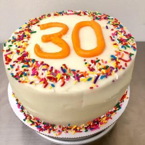 Funfetti Pinata Cake