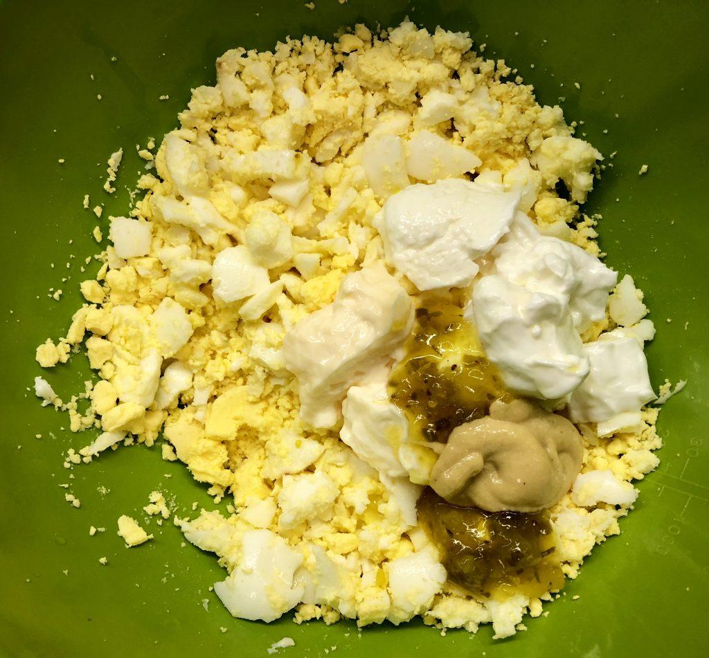 Next Level Egg Salad