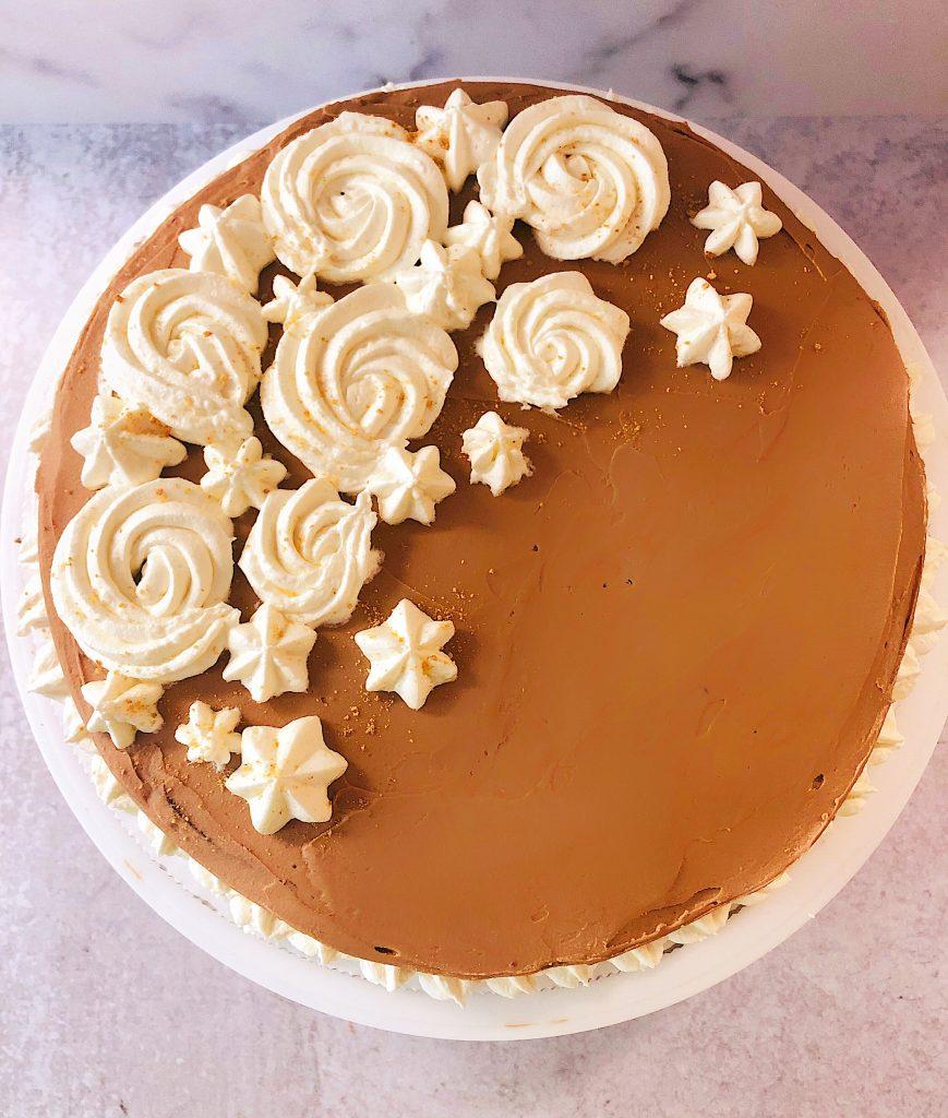 Nutella Dream Cake