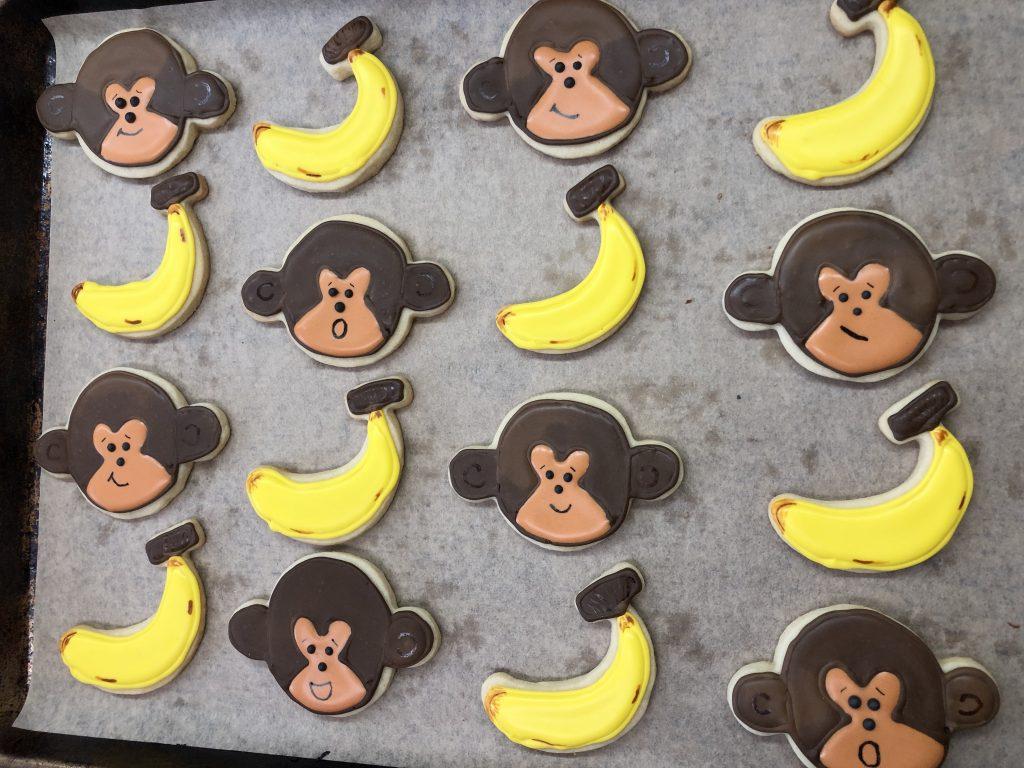 Monkeys & Bananas