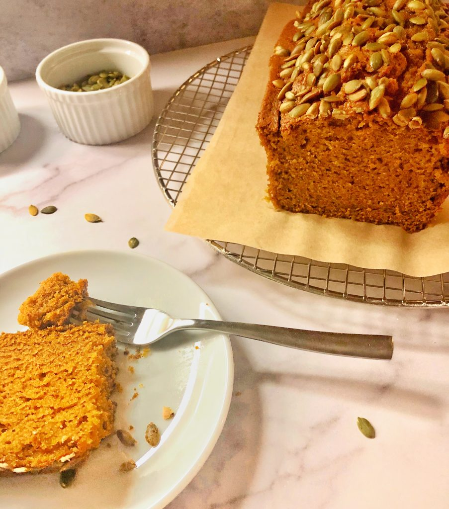 Fall Favorite Pumpkin Bread