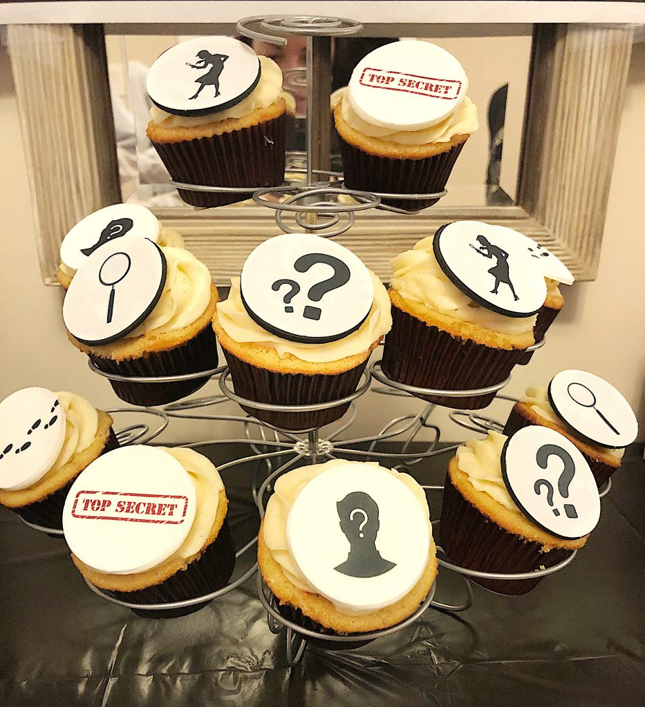 Mystery Cupcakes