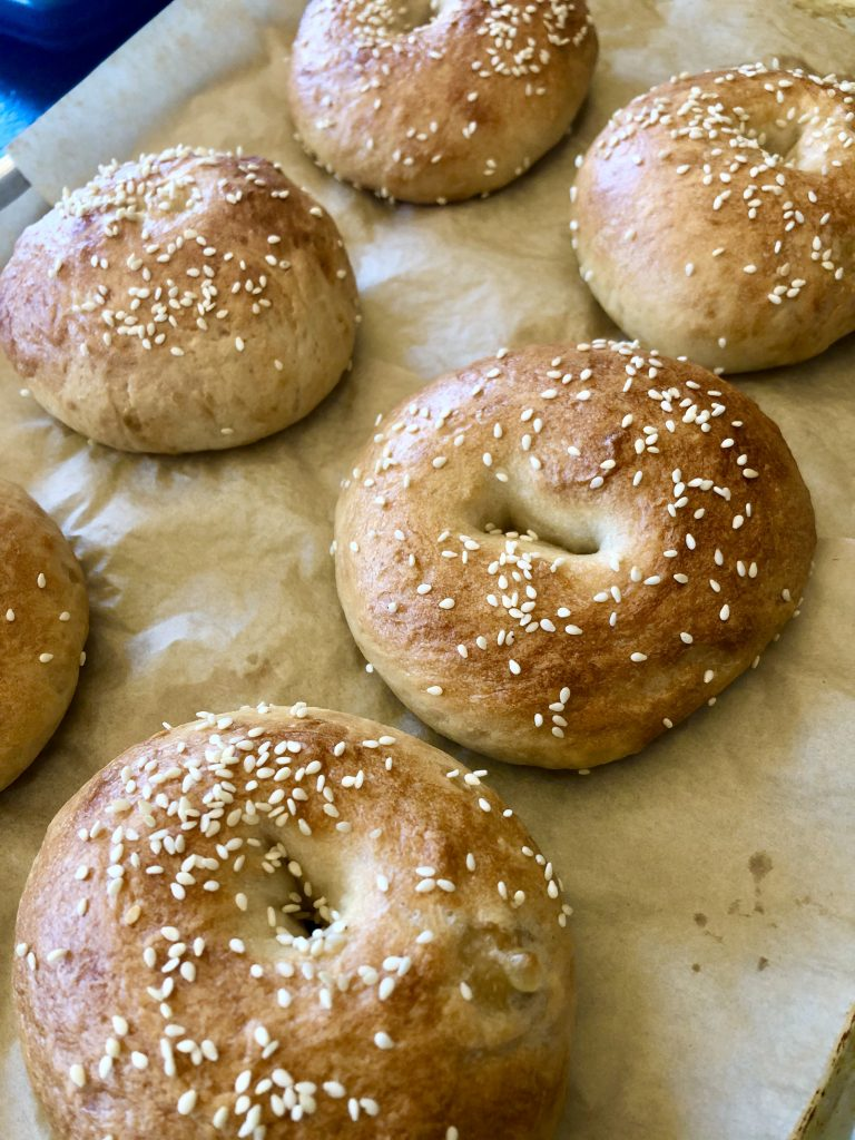 Authentic NY Style Bagels