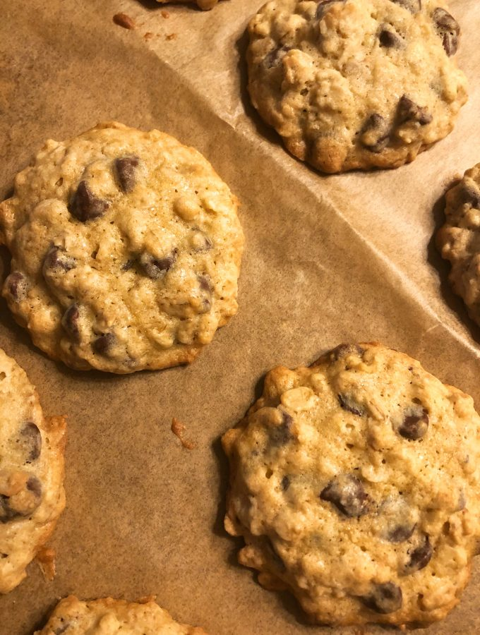 Chocolate Chip Lactation Cookies
