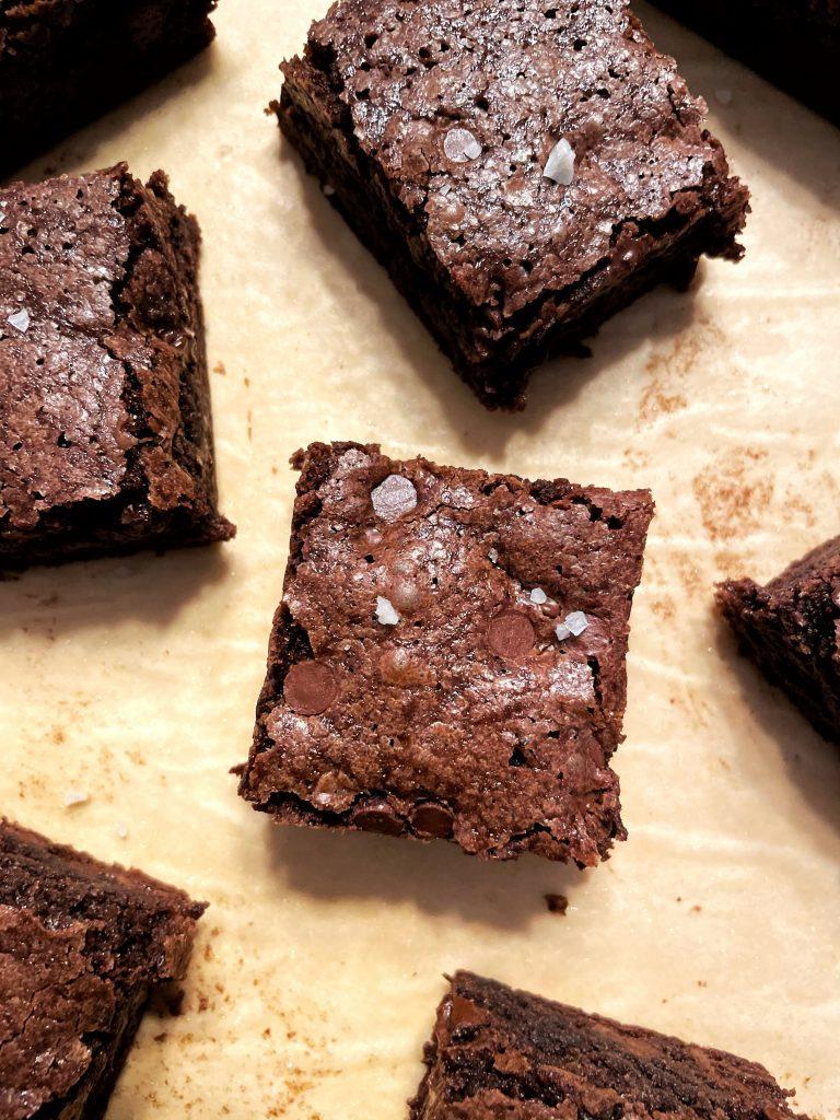 Knock You Naked Brownies