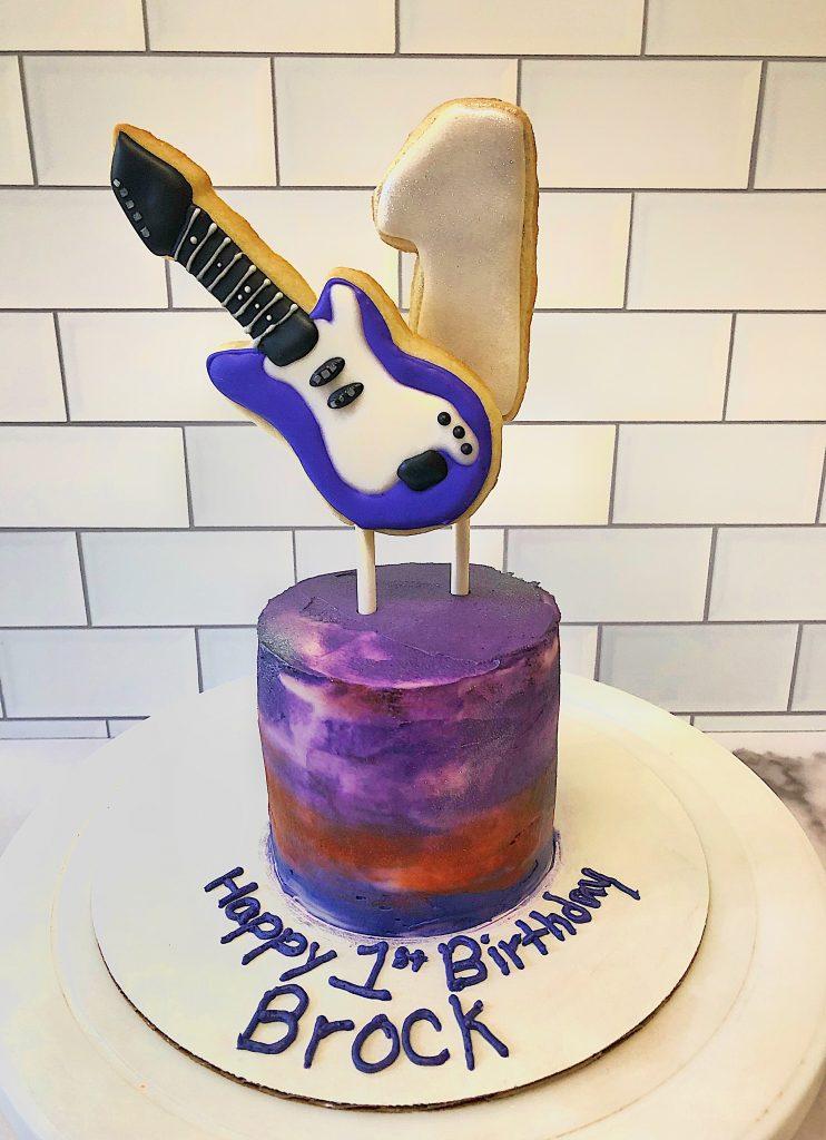 Rock 'n Roll Cake